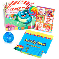 Candy Land Party Favor Box (Set of 4)