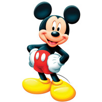 Disney Mickey Mouse Standup