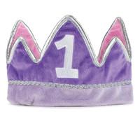 Purple Plush #1 Crown