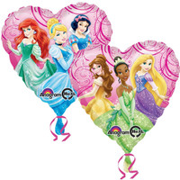 Disney Princess Fairy-Tale Friends Foil Balloon