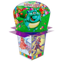 Candy Land Centerpiece
