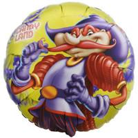 Candy Land Foil Balloon