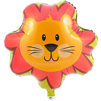 Safari Friends 1st Foil Balloon