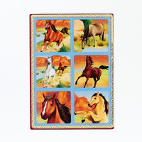 Horse Power Sticker Sheets