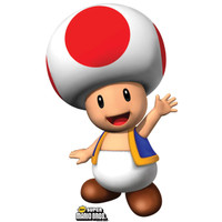 Super Mario Bros. Toad Standup