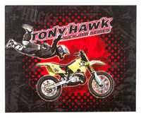 Tony Hawk's New Boom Boom HuckJam  Activity Placemats