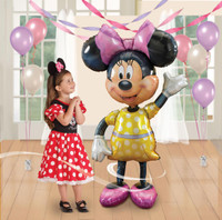 "54"" Disney Minnie Airwalker Jumbo Balloon"