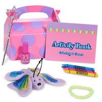 Garden Fairy Party Favor Box