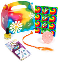 Tie Dye Fun Party Favor Box