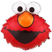 Elmo Jumbo Foil Balloon