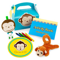 Mod Monkey Party Favor Box
