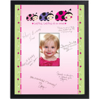 Ladybug: Oh So Sweet Framed Signature Matte