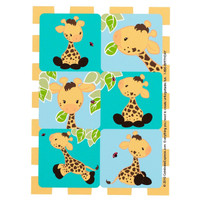 Giraffe Sticker Sheets