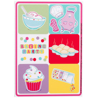 Baking Bash Sticker Sheets
