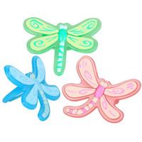 Dragonfly Rings Asst.