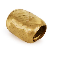 Holiday Gold Curling Ribbon