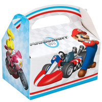 Mario Kart Wii Empty Favor Boxes