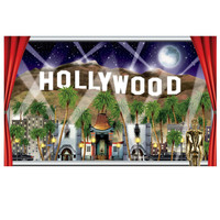 5' Hollywood Insta-View Scene Window Prop
