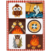Let's Go Camping Sticker Sheets
