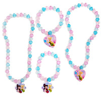 Disney Fairies Necklace and Bracelet Set