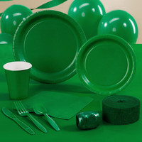 Emerald Green (Green) Standard Party Pack