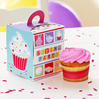 Baking Bash Cupcake Boxes