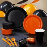 Black & Orange Standard Pack