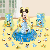 Disney Mickey's 1st Birthday Centerpiece