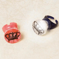 Rocker Princess Light Up Ring Assorted