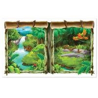 Jungle Insta-View Window Prop