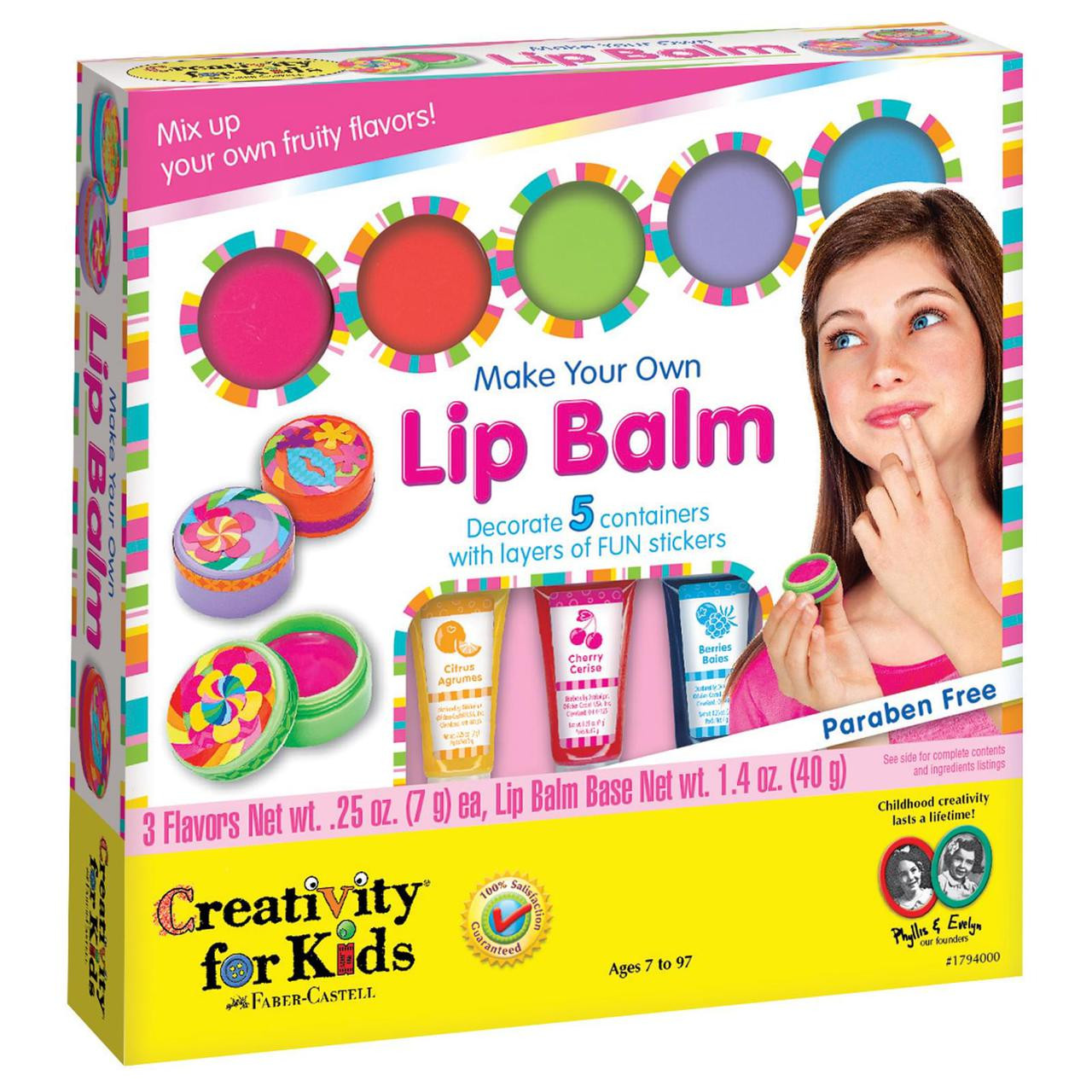 how to make your lip balm