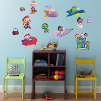 Super Why! Removable Wall Decorations