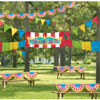Giant Outdoor Carnival Decorating Kit