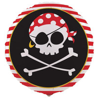 Little Buccaneer Foil Balloon