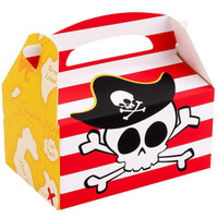 Little Buccaneer Empty Favor Boxes