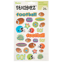 Touchdown Football Sticker Sheet
