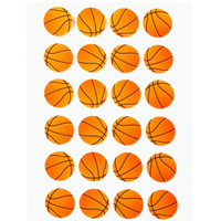 Basketball Sticker Sheet