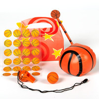 Basketball Fan Birthday Party Favor Box