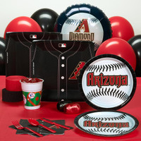 Arizona Diamondbacks Baseball Standard Pack