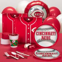 Cincinnati Reds Baseball Standard Pack