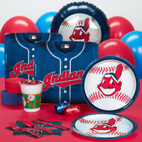 Cleveland Indians Baseball Standard Pack
