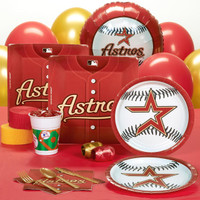 Houston Astros Baseball Standard Pack