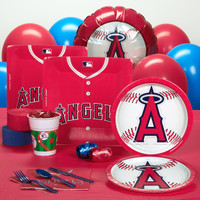 Los Angeles Angels Baseball Standard Pack