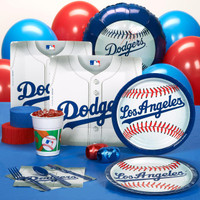 Los Angeles Dodgers Baseball Standard Pack