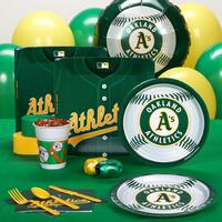 Oakland Athletics Baseball Standard Pack