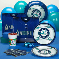 Seattle Mariners Baseball Standard Pack