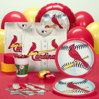 St. Louis Cardinals Baseball Standard Pack