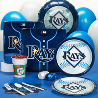 Tampa Bay Rays Baseball Standard Pack