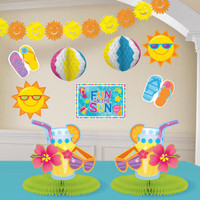 Fun in the Sun Decorating Kit