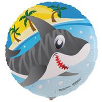 Sharks Foil Balloon